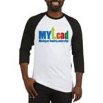 Mylead Logo Baseball Jersey