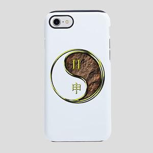 Gemini & Earth Monkey iPhone 8/7 Tough Case