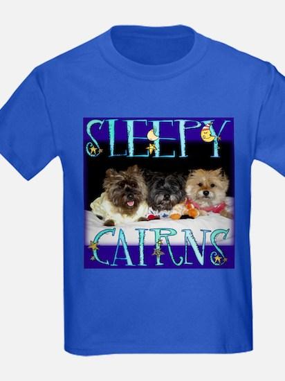 Sleepy Cairn Terriers T