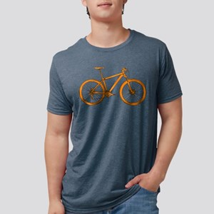 Dark Orange Hardtail T-Shirt