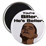 "Bitter - Better 2.25"" Magnet (10 pack)"