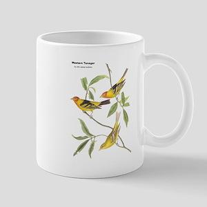 Audubon Western Tanager Birds Mug