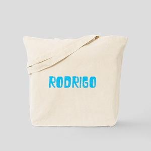Rodrigo Faded (Blue) Tote Bag