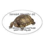 Valuable Pet Lesson #6 Oval Sticker (10 pk)