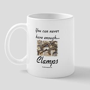 Clamps Design #2 Mug