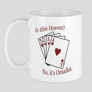omaha cropped Mugs