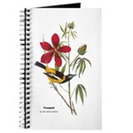 Audubon Troupial Birds Journal