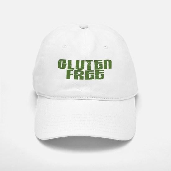 Gluten Free 1.6 (Dark Sage) Baseball Baseball Cap