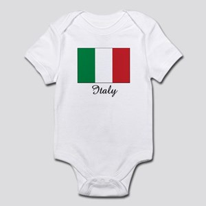Italy Flag Infant Bodysuit