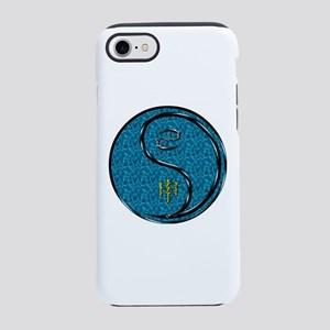 Cancer & Water Monkey iPhone 8/7 Tough Case