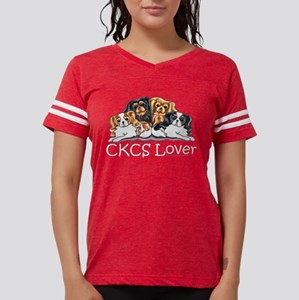 CKCS Lover Women's Dark T-Shirt