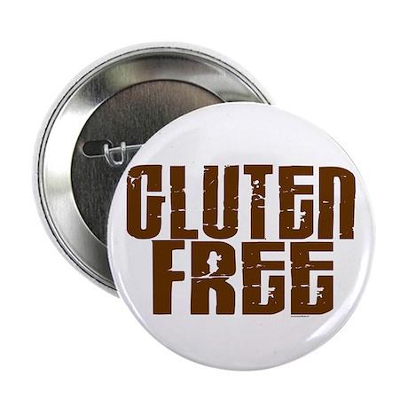 "Gluten Free 1.9 (Chocolate) 2.25"" Button (100 pack"