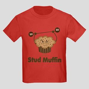 Stud Muffin Kids Dark T-Shirt