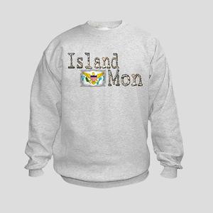 Island Mon - Kids Sweatshirt
