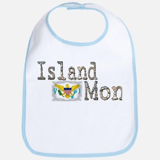 Island Mon - Bib