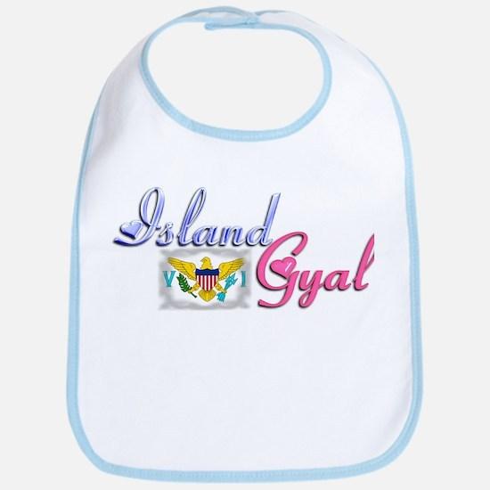 USVI Island Gyal - Bib