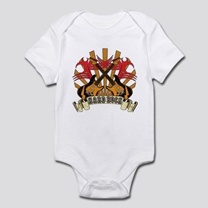 Hard Rock Guitars Infant Bodysuit
