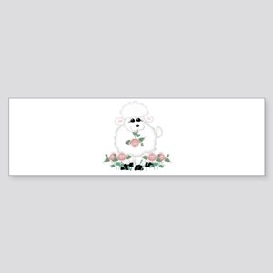 Bo Peep's Sheep Bumper Sticker