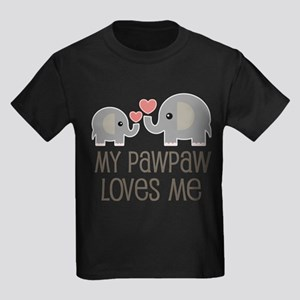 My Pawpaw Loves Me T-Shirt