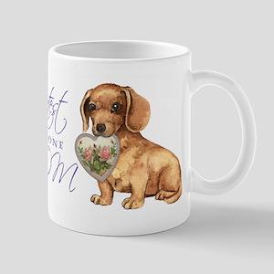 Dachshund Mom Mug