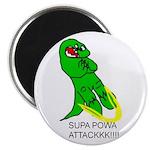 Lizard man magnet!