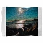 Ocean Coast Mystical Passage Pillow Sham