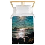 Ocean Coast Mystical Passage Twin Duvet Cover
