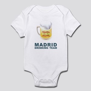Madrid Drinking Team Infant Bodysuit