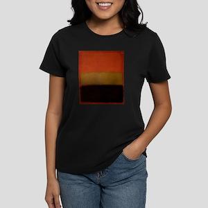ROTHKO ORANGE GOLD BROWN T-Shirt