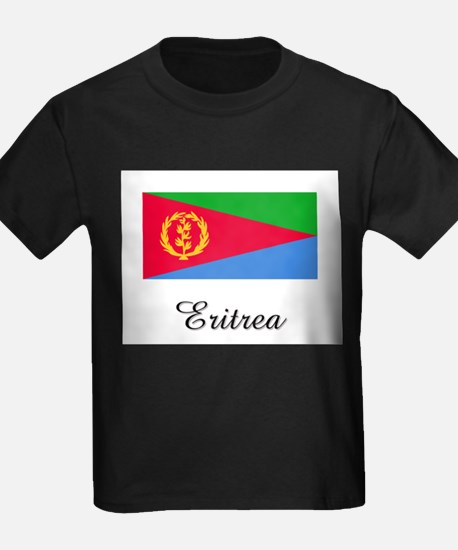 Cute Eritrea language T