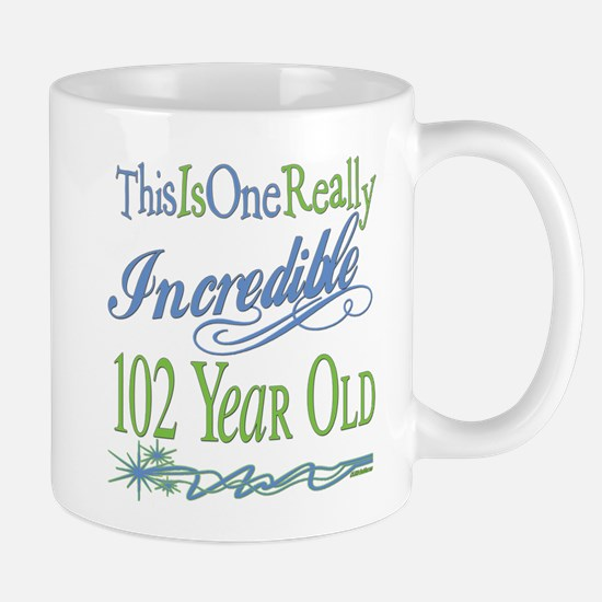 Incredible 102nd Mug