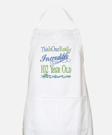Incredible 102nd BBQ Apron
