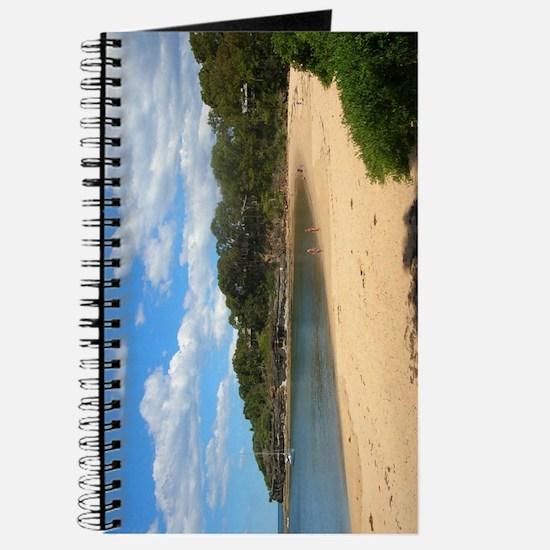Sunny Pearl Beach, NSW Journal