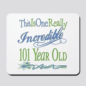 Incredible 101st Mousepad