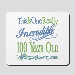 Incredible 100th Mousepad