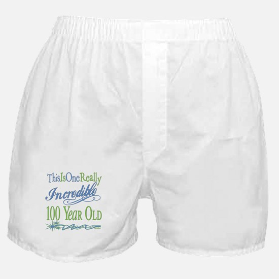 Incredible 100th Boxer Shorts