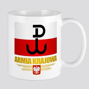 Armia Krajowa (Home Army) Mugs