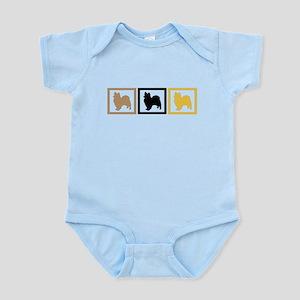 Papillon Infant Bodysuit