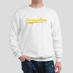 Vintage Evangeline (Orange) Sweatshirt