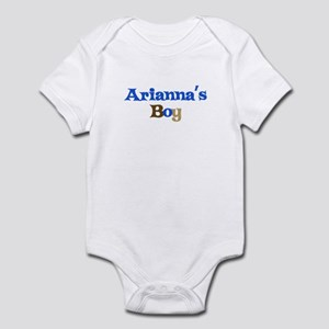 Arianna's Boy Infant Bodysuit
