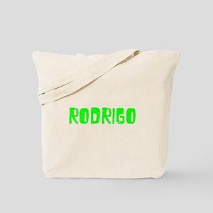 Rodrigo Faded (Green) Tote Bag