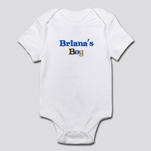 Briana's Boy Infant Bodysuit