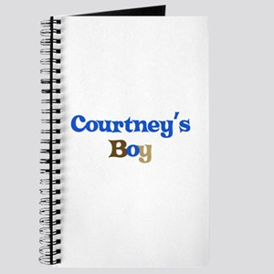 Courtney's Boy Journal