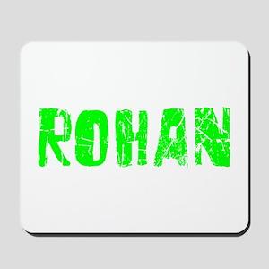 Rohan Faded (Green) Mousepad