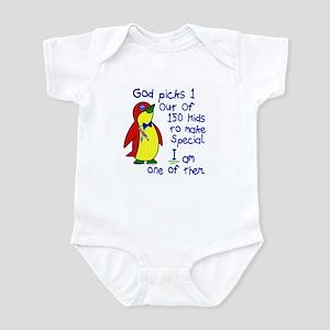 God Made Me Special 1.3 (Autism) Infant Bodysuit