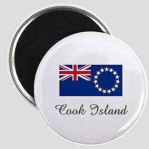 Cook Island Flag Magnet