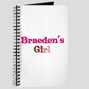 Braeden's Girl Journal