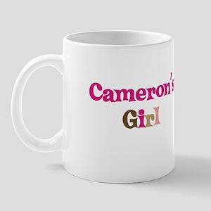 Cameron's Girl Mug