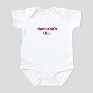Cameron's Girl Infant Bodysuit