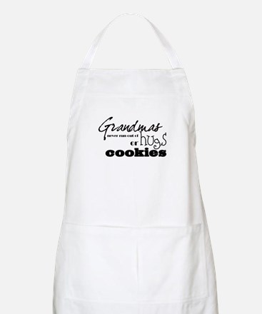 hugs and cookies BBQ Apron